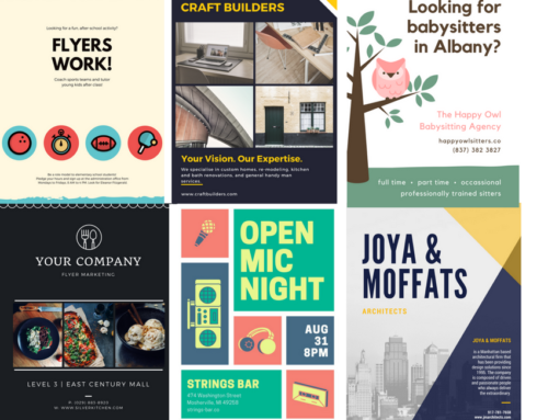 How to Make a Good Flyer   Flyers That Attract Customers