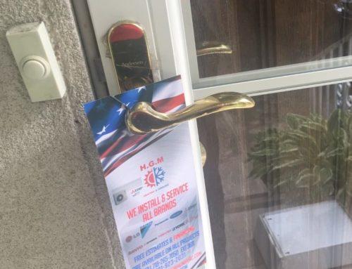 Door Hanger Advertising Guide