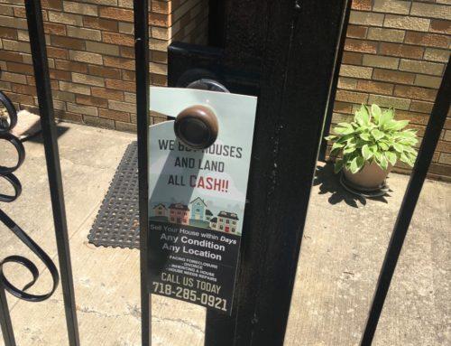 Door Hanger Marketing: Getting New Customers With Flyer Marketing